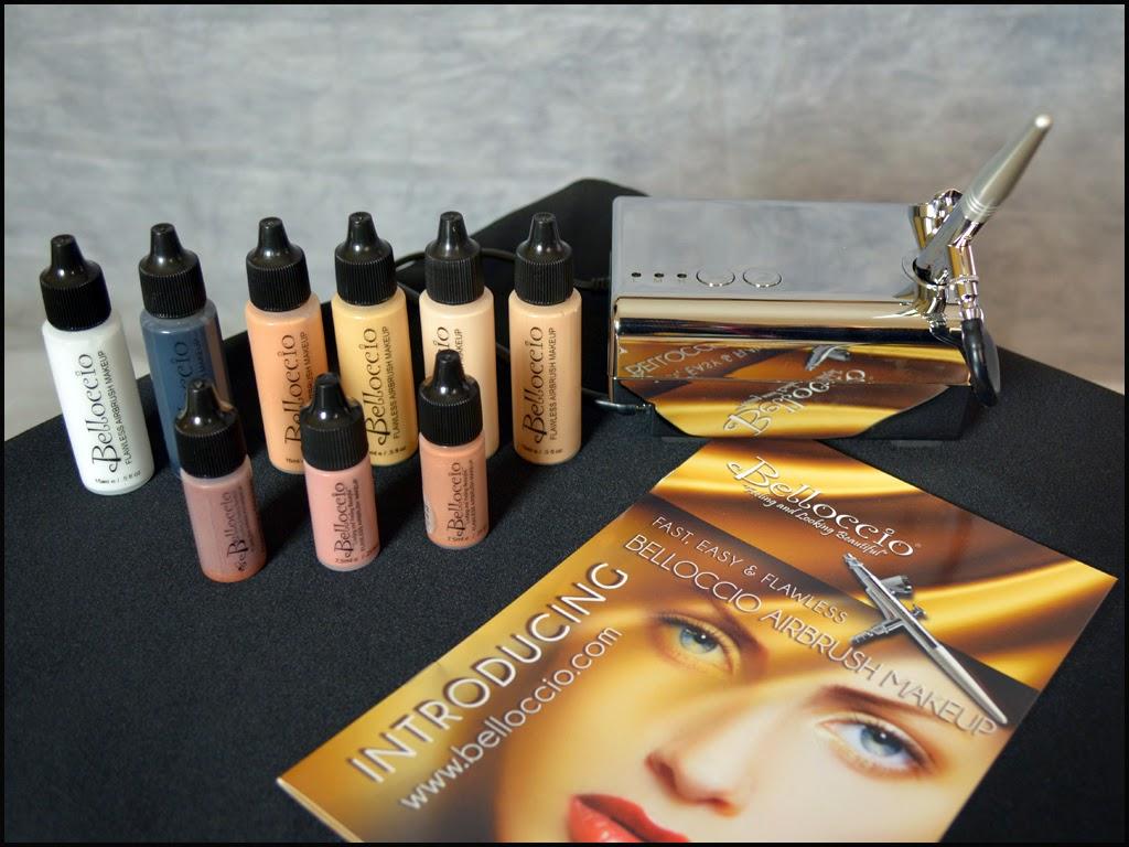 Airbrush Makeup Guru Maekup Kit