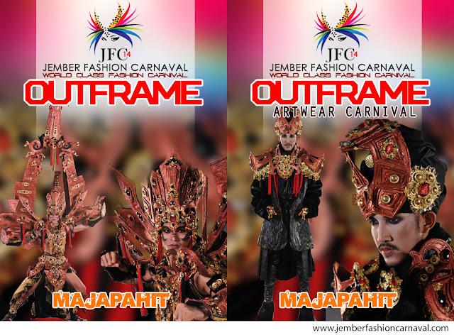 Jember Fashion Carnaval 2015 Defile Majapahit