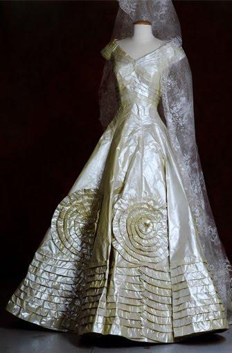 Jackie Kennedy 39s Wedding Dress