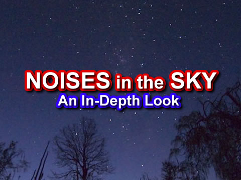 Sky Noises From Around The World