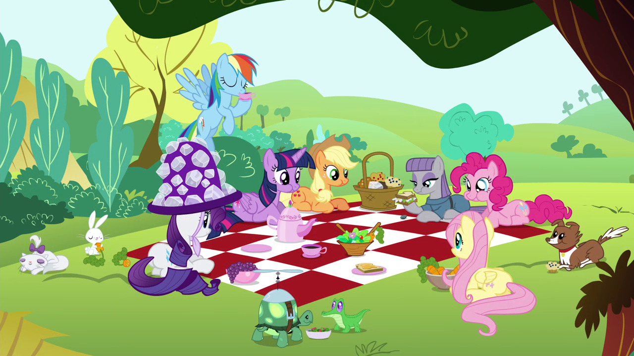 "The Thunder Productions: Picking Apart ""My Little Pony ..."
