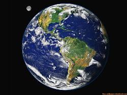 Para ver al Planeta Azul en tiempo real (Clic en la imágen)