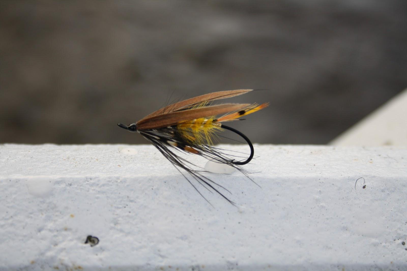 Dee don salmon fishing classic salmon flies for Salon fly