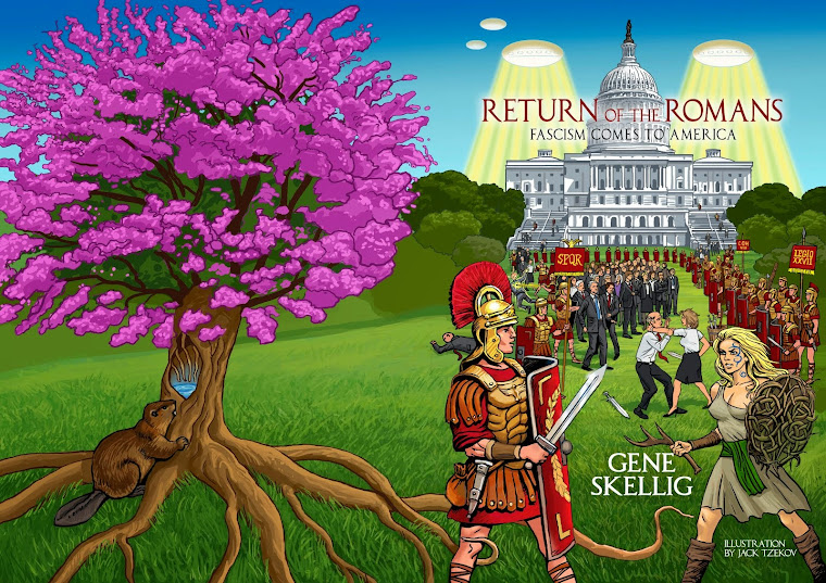 Return of the Romans, by Gene Skellig