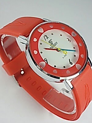Jam Tangan Fashion Love 10R Merah