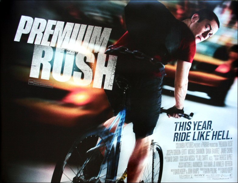 Premium Rush Ride Like Hell