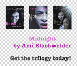 Midnight: Century of the Vampires: 3 book series