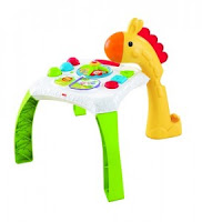 Buy Fisher-Price AnimalFriends Learning Table at Rs. 1312 : buytoearn