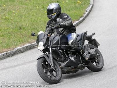 2012 Honda CBF 700