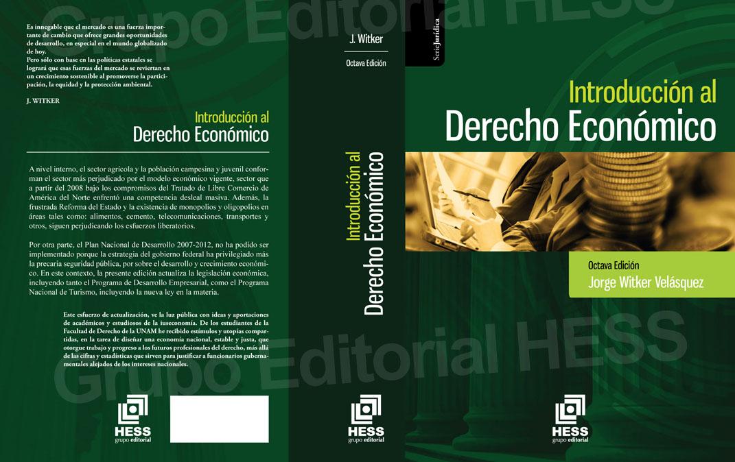 libro de derecho economico: