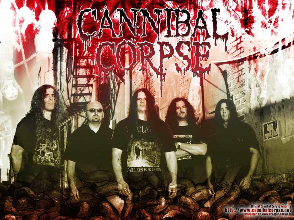 cannibal corpse Eaten Back to Life full audio