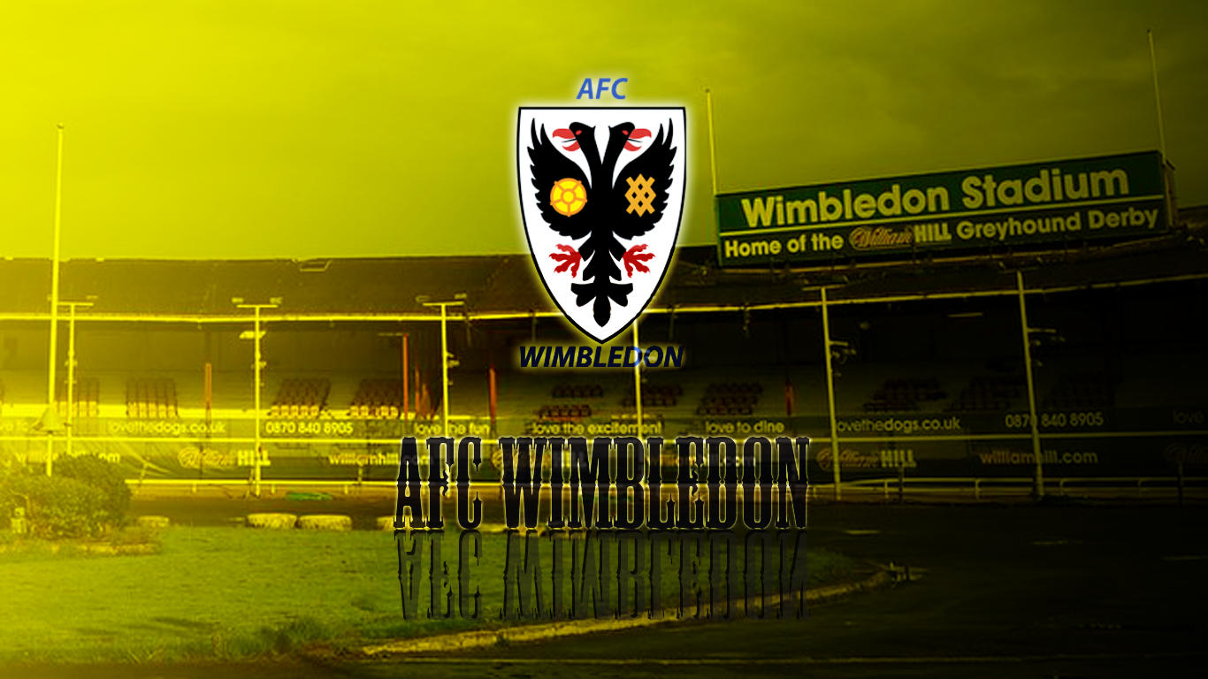 AFC Wimbledon Wallpaper HD