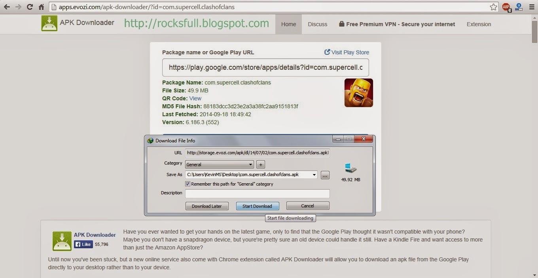 tombol clik here to dowload tombol warna hijau maka downloadpun ...