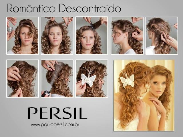 Más de 1000 ideas sobre Peinados Pelo Rizado en Pinterest  - Peinados Rizados Paso A Paso