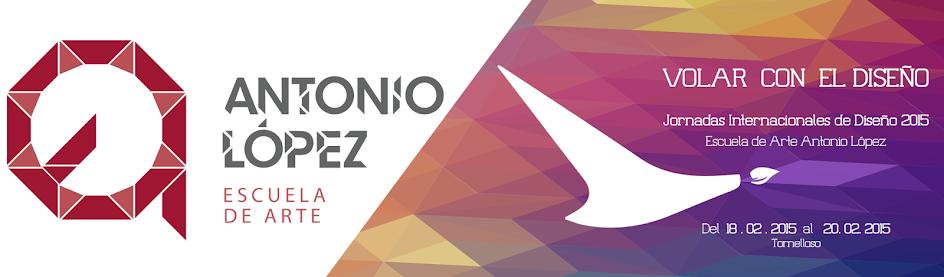 Escuela de Arte Antonio López - Volar con el Diseño 2015