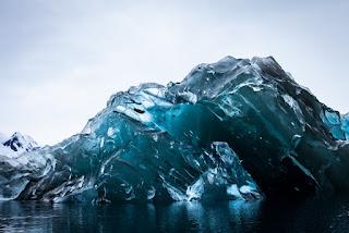 Es di Antartika