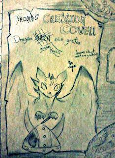 Banguela, como treinar o seu dragão