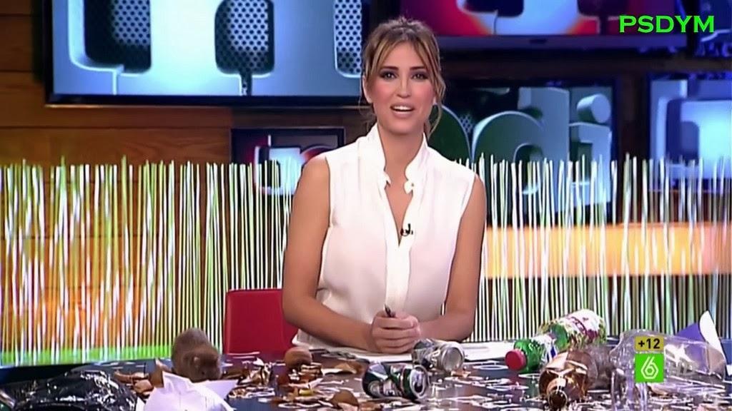 SANDRA SABATES, EL INTERMEDIO (14.11.13) Gracias a PSDYM