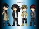 C.N Blue