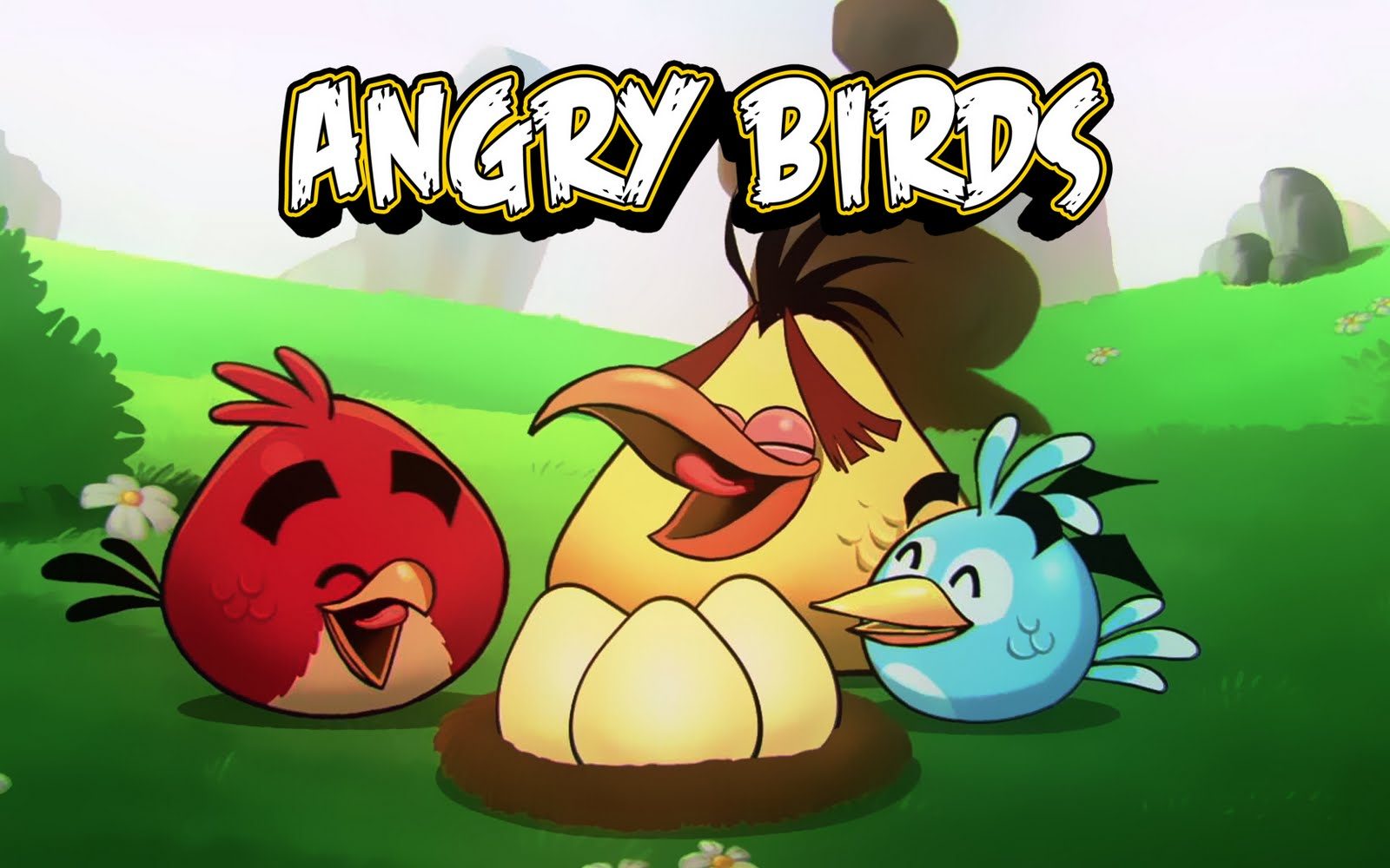 30 stunning angry birds wallpaper