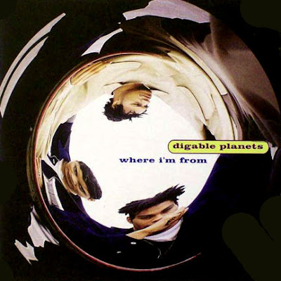 Digable Planets – Where I'm From (Promo CDS) (1993) (320 kbps)