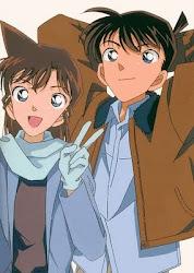 Ran Mouri & Shinichi Kudo