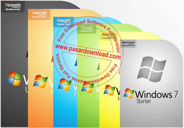 Free Download Windows 7 SP1 AIO 24 in 1 x64 Update 2014 Plus Activator