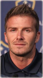 Beckham Hairstyles