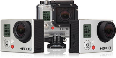 Click here for more information about the HERO3 Action Camera
