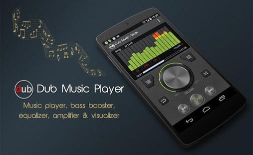 Dub Music Player + Equalizer 1.3 Free - www.mixedsoft.com