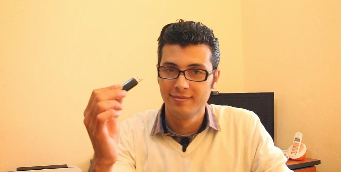 كيف تصلح اي مفتاح ايسبي لايعمل بإحترافية
