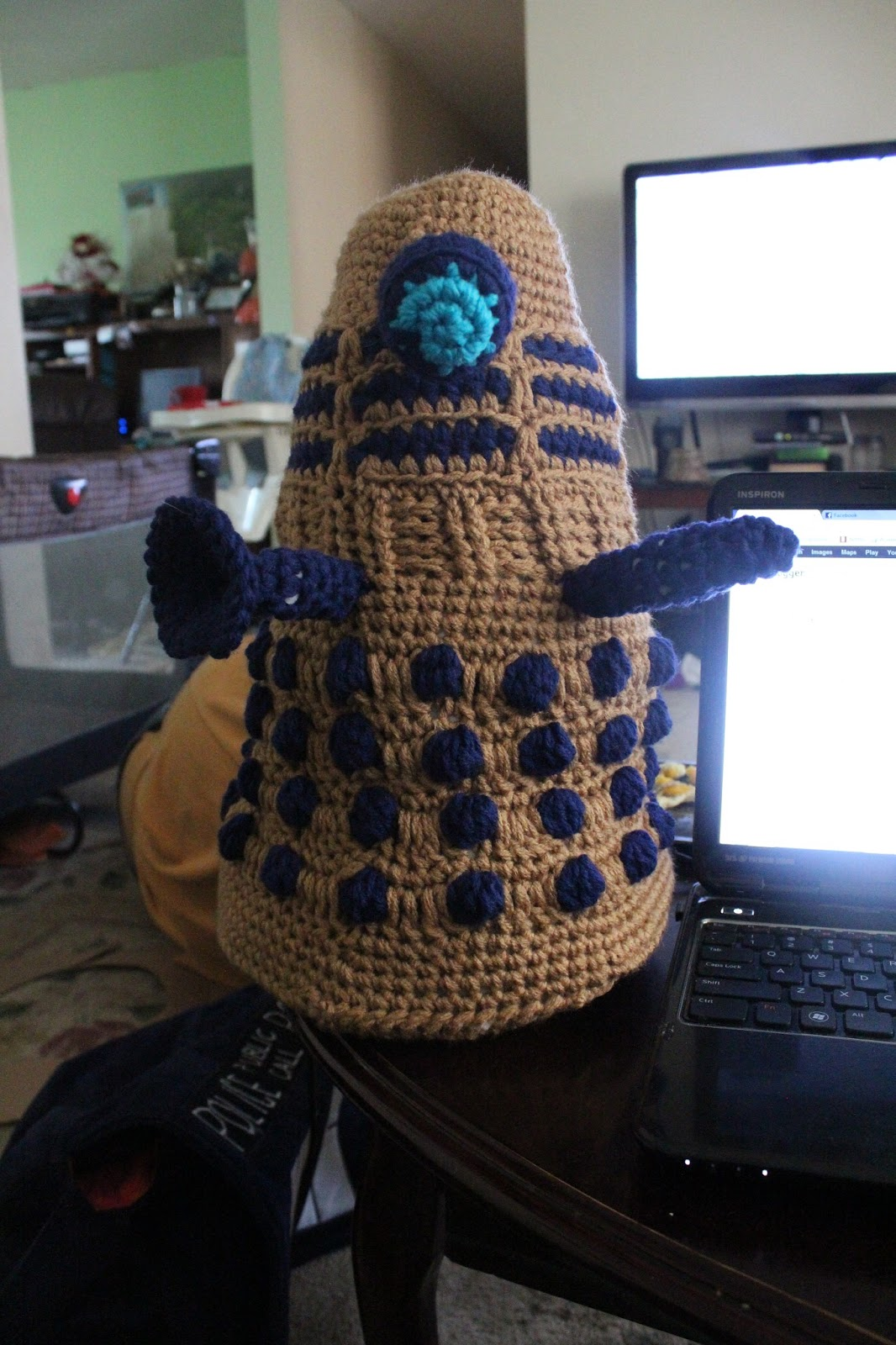 StormFly Crafts: Crochet Doctor Who Inspired \