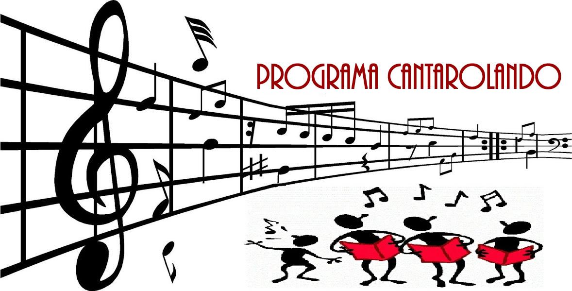 Programa Cantarolando