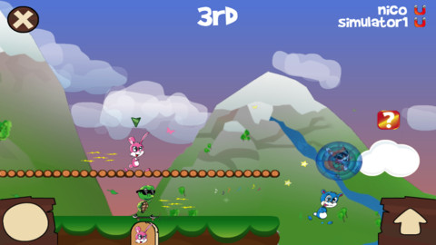 Fun Run - Multiplayer Race Action Games iphone applications