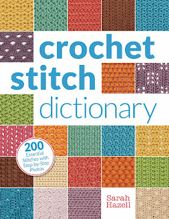 Crochet Stitches Library : Crochet Queen: Royal Ramblings: Book Review: Crochet Stitch Dictionary ...