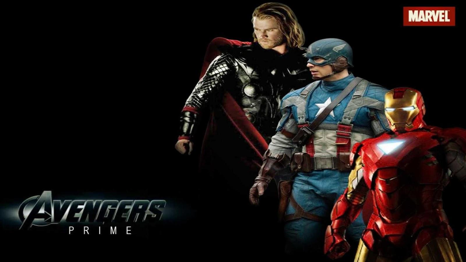 Avengers wallpaper 1920x1080