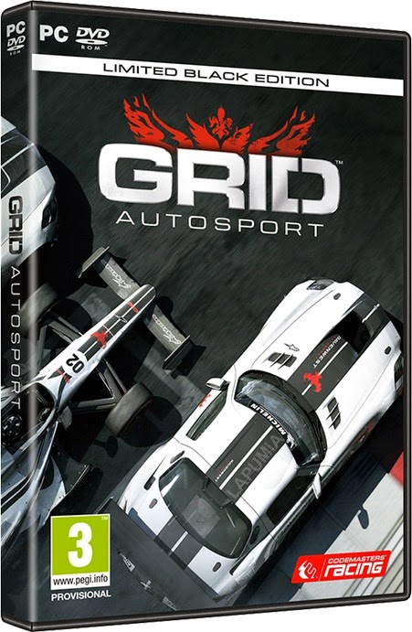 Download - Jogo GRID Autosport-RELOADED PC (2014)