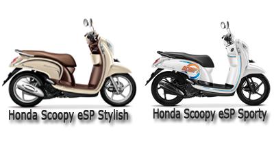 Honda Scoopy eSP Terbaru