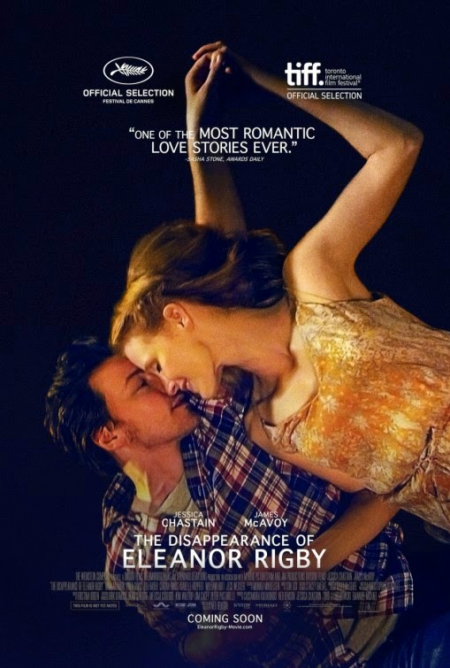 The Disappearance of Eleanor Rigby (2014) Poster