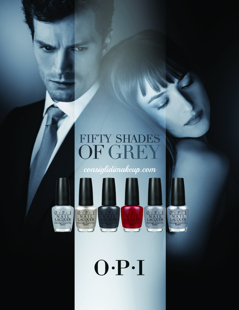 Preview: collezione 50 Shades of Grey - OPI