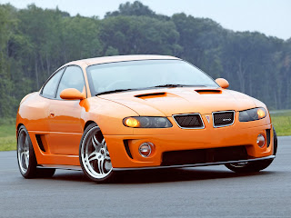 Pontiac GTO Ram Air Wallpapers