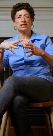 Naomi Oreskes, 2014.