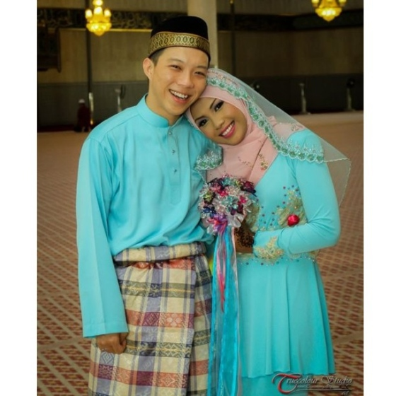 Majlis Pernikahan Anak Ibnor Riza Iaitu Putri Norizah & Kino Takamura
