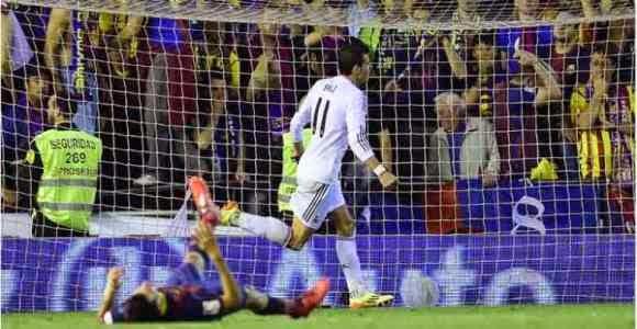 Gool Bale pastikan Madrid meraih juara copa del rey dan benamkan Barcelona