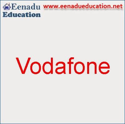 Vodafone various jobs