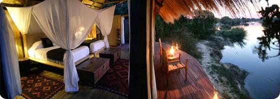 Sindabezi Camp Zambia