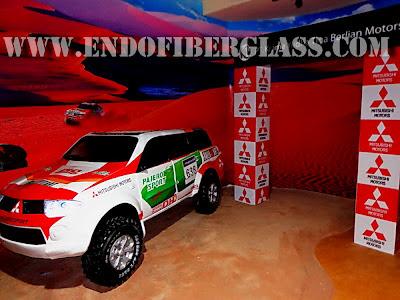 Replika Mobil Mitsubishi Pajero Sport