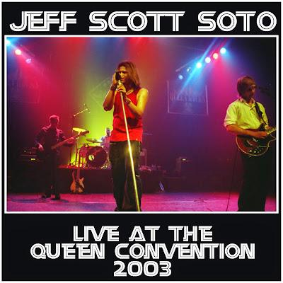 The Jeff Scott Soto - Queen Concert