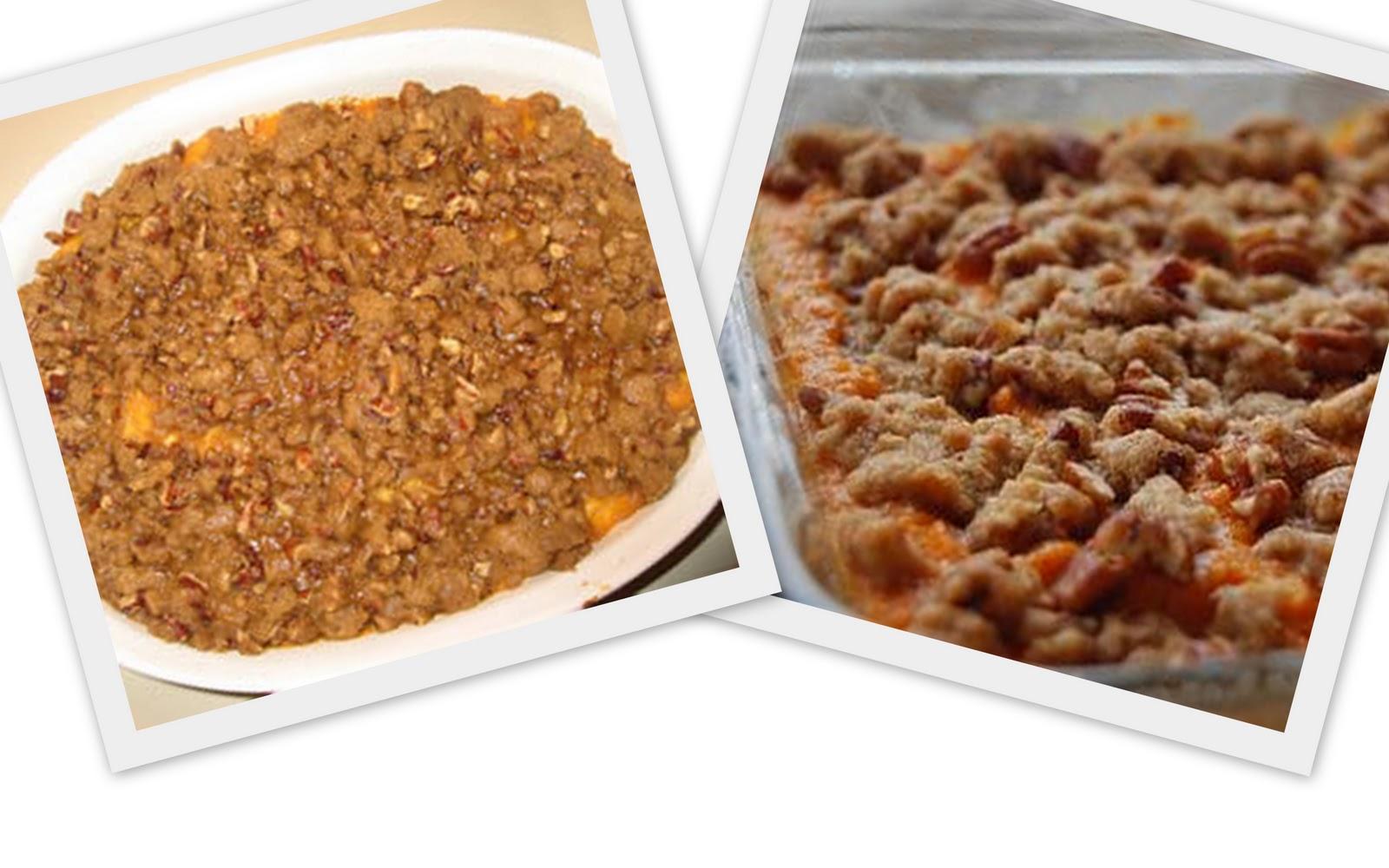 Favorite Family Recipes: Apple Pie & Sweet Potato Casserole ...