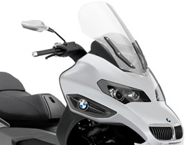 Motor Scooters on Bmw Motor Maybe Presented A Range Of Environmentally Friendly Scooters